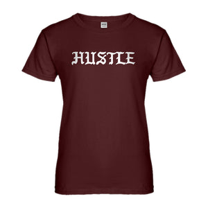 Womens Gangster Hustle Ladies' T-shirt