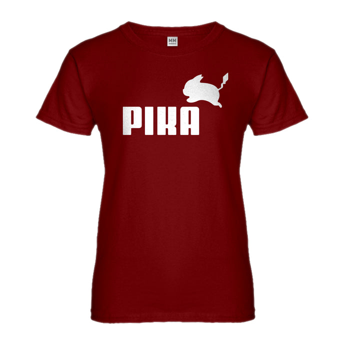 Womens Pika Puma Ladies' T-shirt
