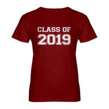Womens Class of 2019 Ladies' T-shirt