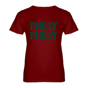 Womens Philly Philly Ladies' T-shirt