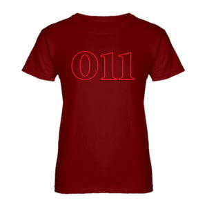 Womens Eleven Ladies' T-shirt