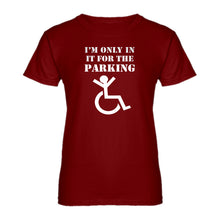 Womens Disabled Parking Ladies' T-shirt