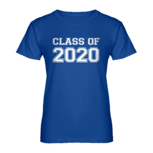 Womens Class of 2020 Ladies' T-shirt