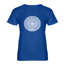 Womens Mayan Calendar Ladies' T-shirt