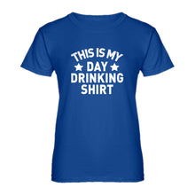 Womens This is my Day Drinking Shirt Ladies' T-shirt