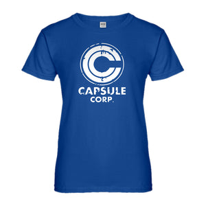 Womens Capsule Corp Ladies' T-shirt