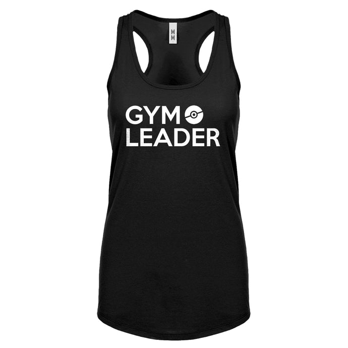 Racerback Gym Leader Womens Tank Top