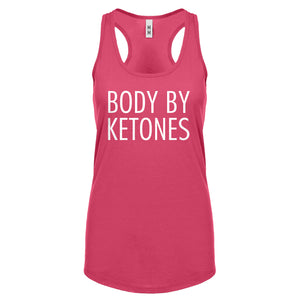Racerback Body by Ketones Womens Tank Top