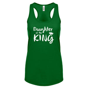 Racerback Daughter of the King Womens Tank Top