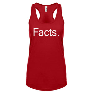 Racerback Facts. Womens Tank Top