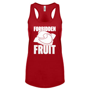 Racerback Forbidden Fruit Womens Tank Top