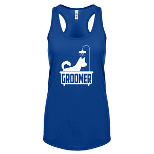 Racerback Groomer Womens Tank Top