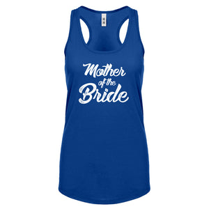 Racerback Mother of the Bride Womens Tank Top