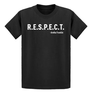 Youth RESPECT Kids T-shirt