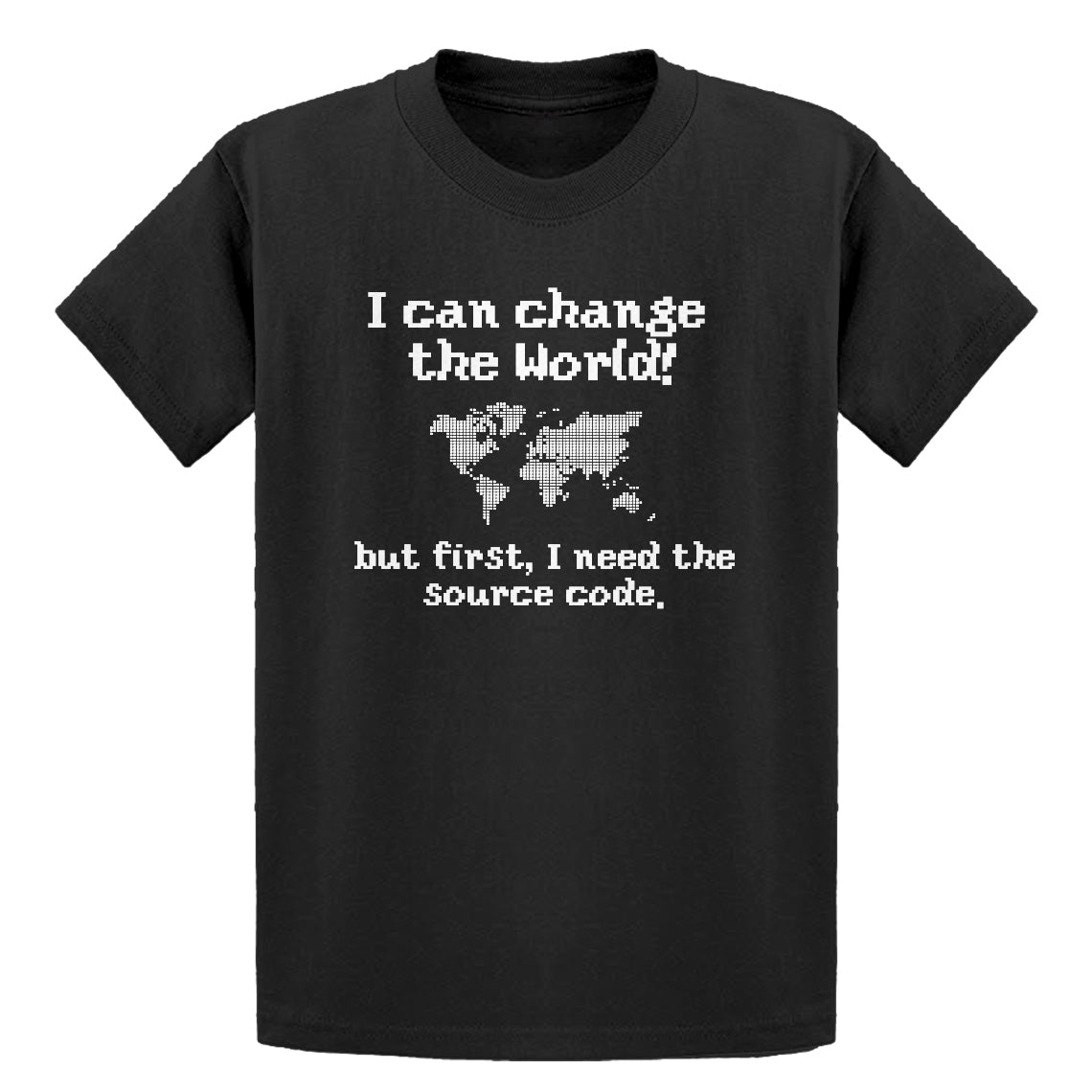 Youth I Can Change the World Kids T-shirt