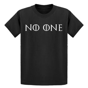 Youth No One Kids T-shirt