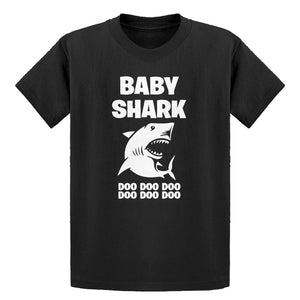 Youth Baby Shark Kids T-shirt