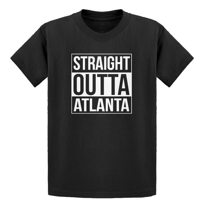 Youth Straight Outta Atlanta Kids T-shirt