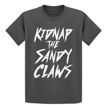 Youth Kidnap the Sandy Claws Kids T-shirt