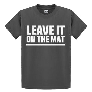 Youth Leave it on the Mat Kids T-shirt