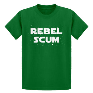 Youth Rebel Scum Kids T-shirt