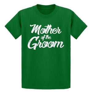 Youth Mother of the Groom Kids T-shirt