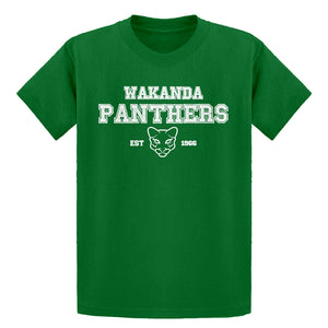Youth Wakanda Panthers 1966 Kids T-shirt
