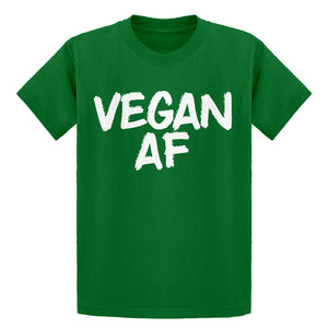 Youth VEGAN AF Kids T-shirt