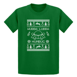 Youth Wubba Lubba Humbug Kids T-shirt