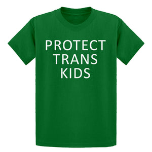 Youth Protect Trans Kids Kids T-shirt