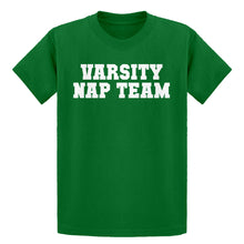 Youth Varsity Nap Team Kids T-shirt