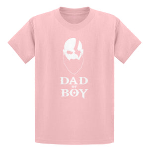 Youth Dad of Boy Kids T-shirt
