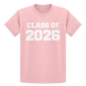 Indica Plateau Youth Class of 2026 Kids T-Shirt