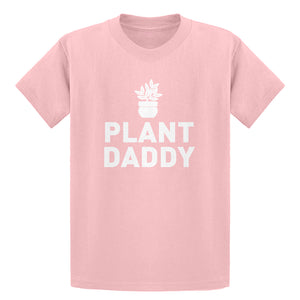 Youth Plant Daddy Kids T-shirt