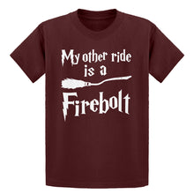 Youth My Other Ride is a Firebolt Kids T-shirt