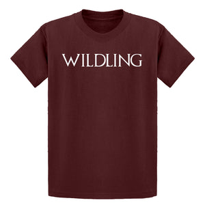 Youth Wildling Kids T-shirt