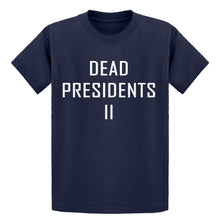 Youth Dead Presidents II Kids T-shirt