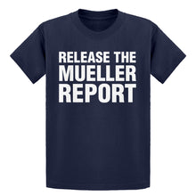 Youth Release the Mueller Report Kids T-shirt
