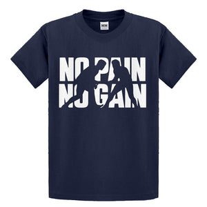 Youth No Pain No Gain Kids T-shirt