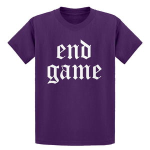 Youth End Game Kids T-shirt