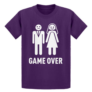 Youth Game Over Kids T-shirt