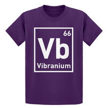 Youth Vibranium Kids T-shirt