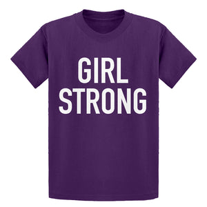 Youth Girl Strong Kids T-shirt