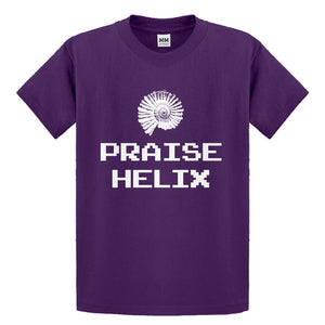 Youth Praise Lord Helix Kids T-shirt