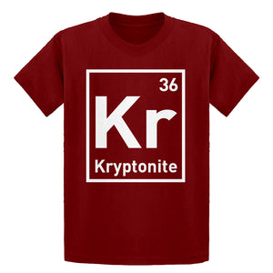 Youth Kryptonite Kids T-shirt
