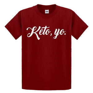 Youth Keto, Yo Kids T-shirt