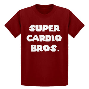 Youth Super Cardio Bros. Kids T-shirt
