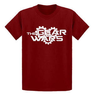 Youth The Gear Wars Kids T-shirt
