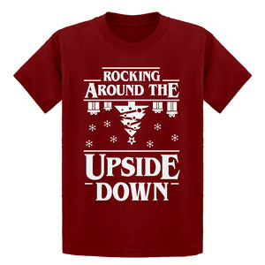 Youth Rocking Around the Upside Down Kids T-shirt
