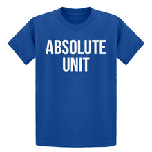 Youth Absolute Unit Kids T-shirt